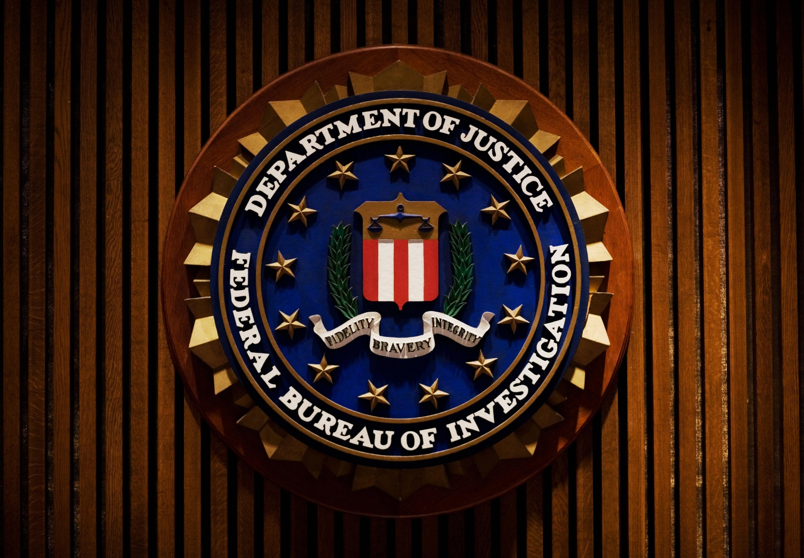 FBI and ULTIMATE SACRIFICE - Frederic Donner Books