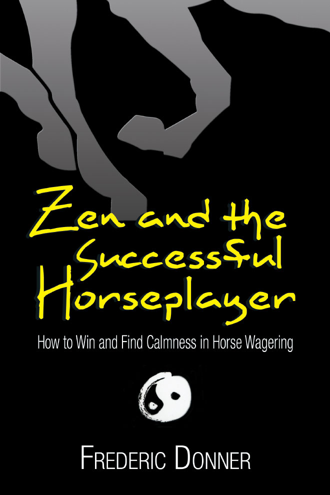 zen and the successful horseplayer - book cover