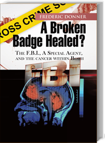 A broken badge healed? book cover