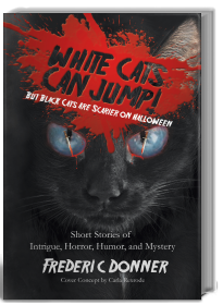 white cats can jump book cover