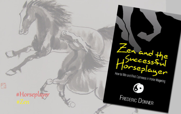 zen and the successful horseplayer book