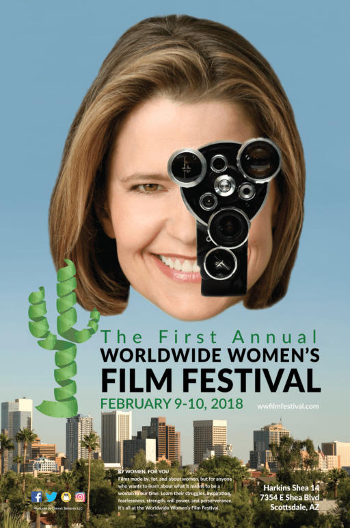 Worldwide Women's Film Festival poster